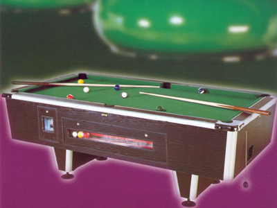 robustissimo biliardo Pool Table